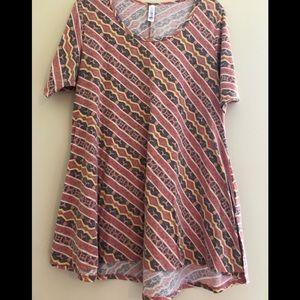 LuLaroe Shirt Size Large